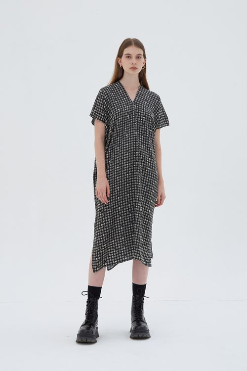 Shopatvelvet Icon Elevation Dress