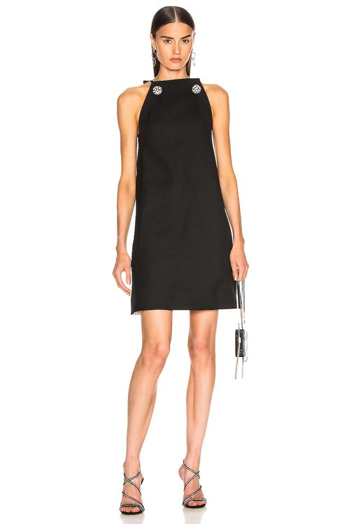 CALVIN KLEIN 205W39NYC Embellished Dress