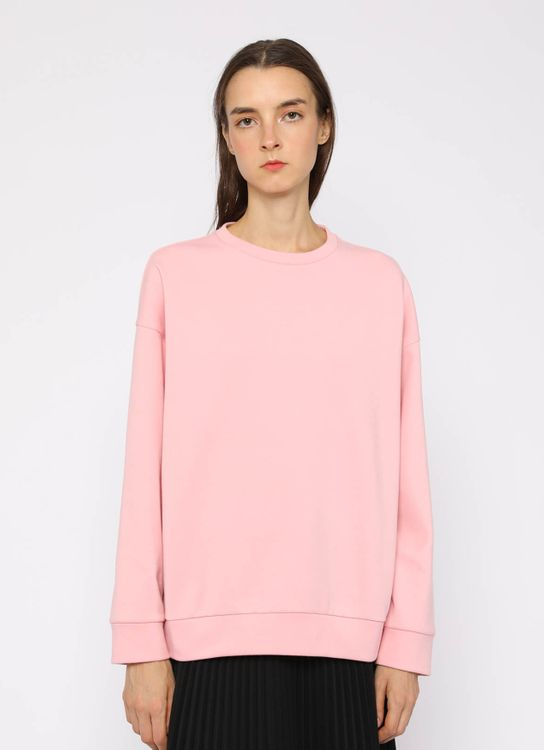 Hattaco Plain Sweater - Pink