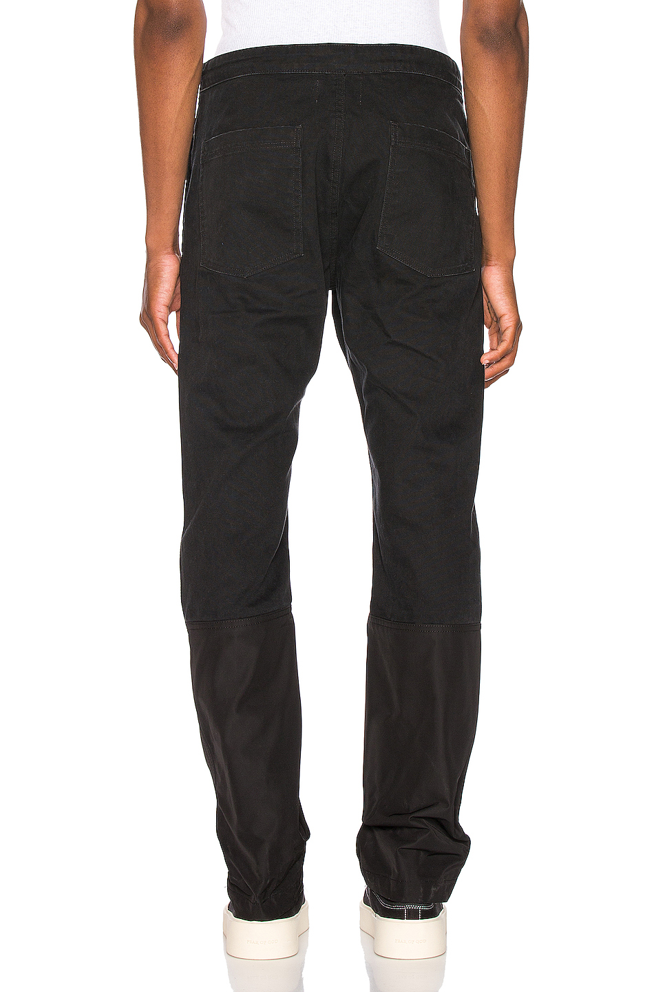 Fear of God Nylon Double Front Work Pant