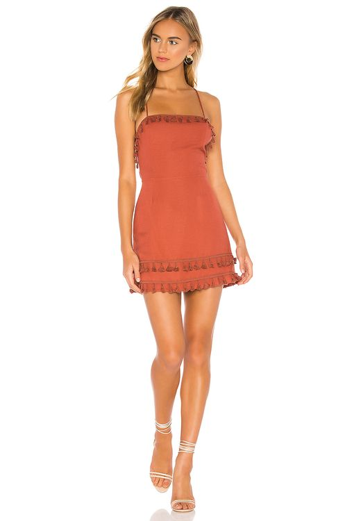 Sun Becomes Her Tulum Tango Dress