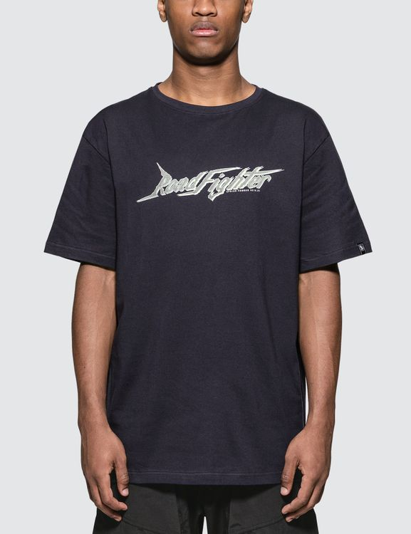 Guerrilla-group Road Fighter Print S/S T-Shirt
