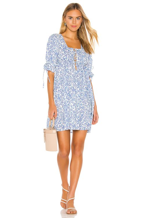 Banjanan Jardin Mini Dress