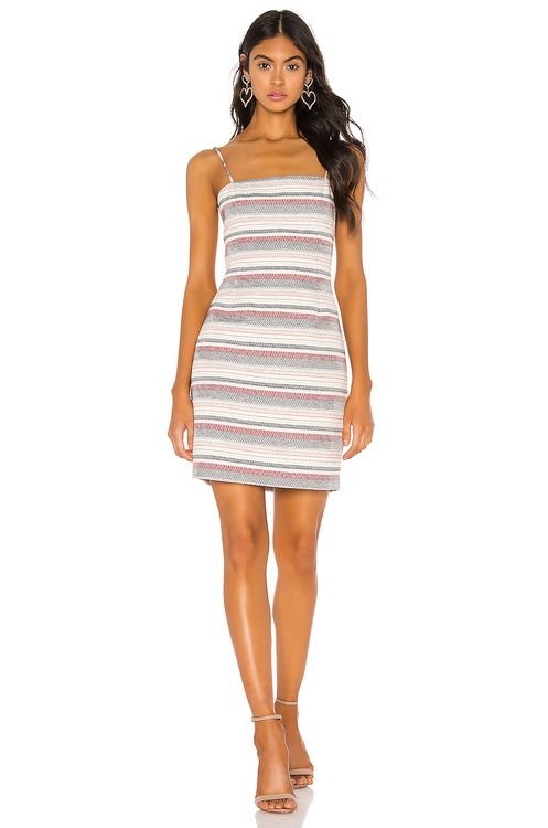 Bardot Angie Jacquard Dress