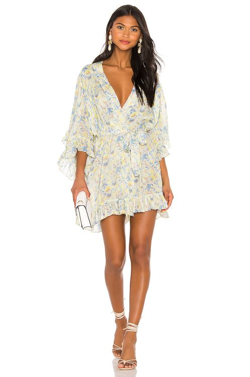 Mes Demoiselles Sally Kimono Dress