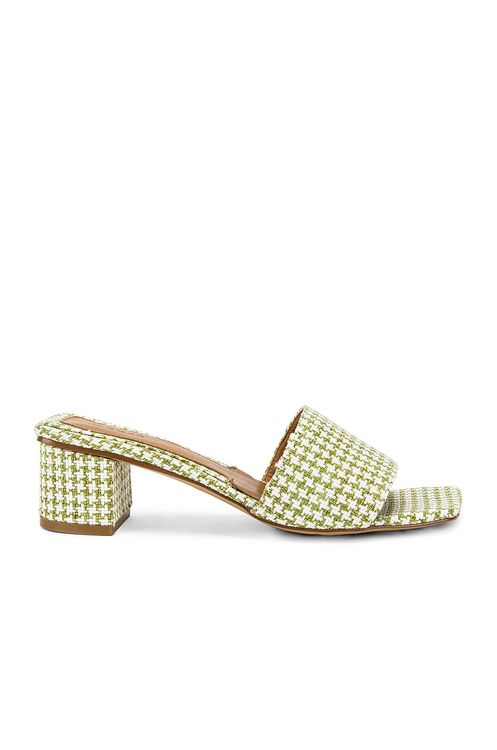 JAGGAR Meadow Houndstooth Sandal