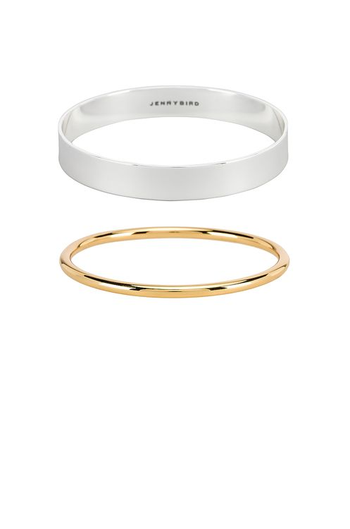 Jenny Bird Uma Bangle Stack