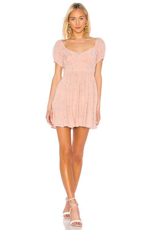 AUGUSTE Clementine Bonne Mini Dress