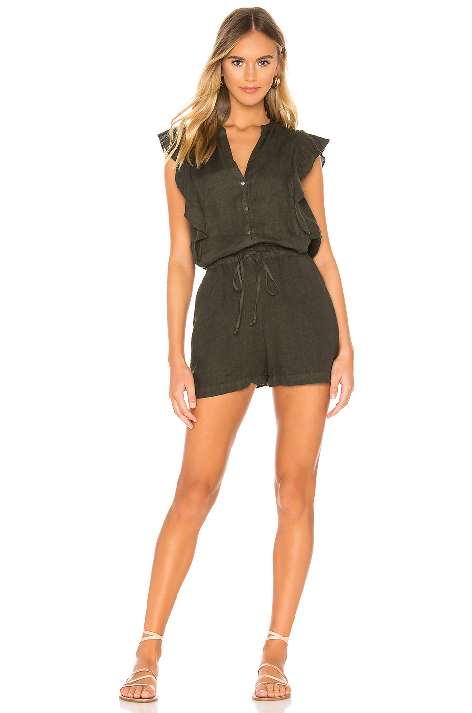 Velvet by Graham & Spencer Francis Romper