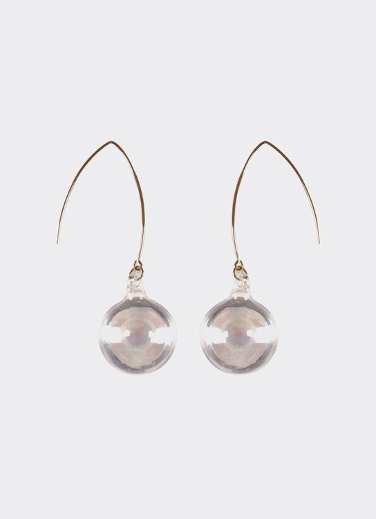 By Jowe Noemi Earrings - White Gold