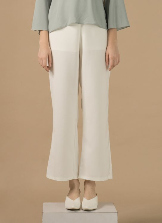 Zete Maxine Pants - White