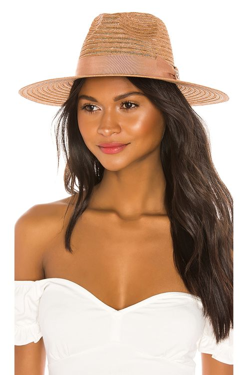 Don Paris Straw Hat