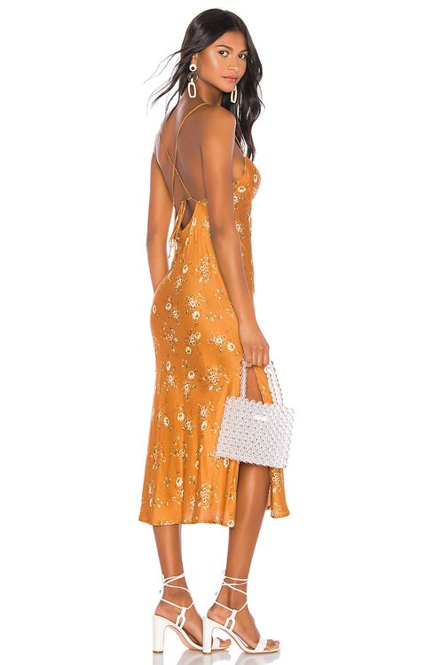 Sun Becomes Her Wildflower Midi Dress