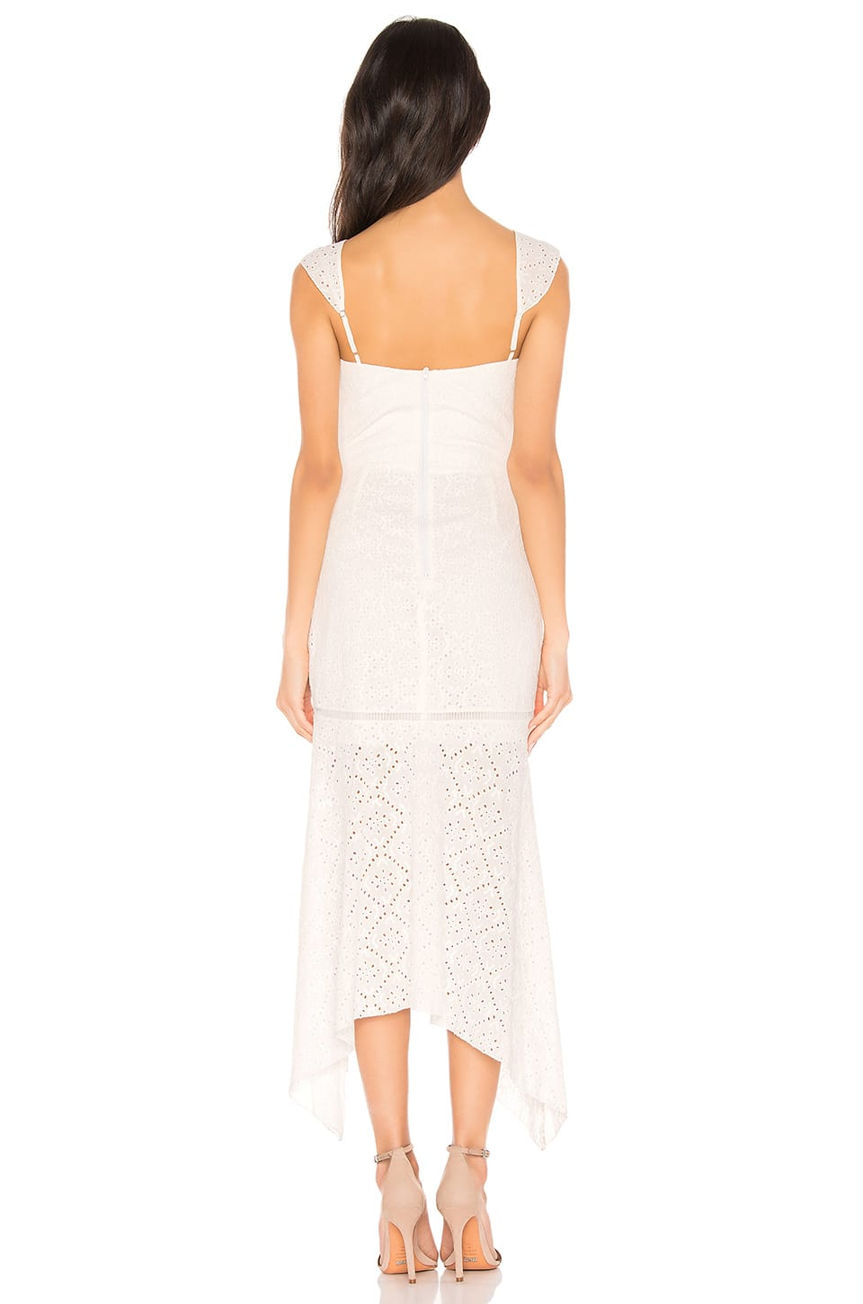 Karina Grimaldi Irma Eyelet Dress