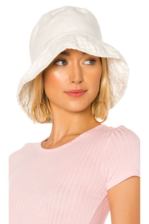 Hat Attack Washed Linen Crusher Hat