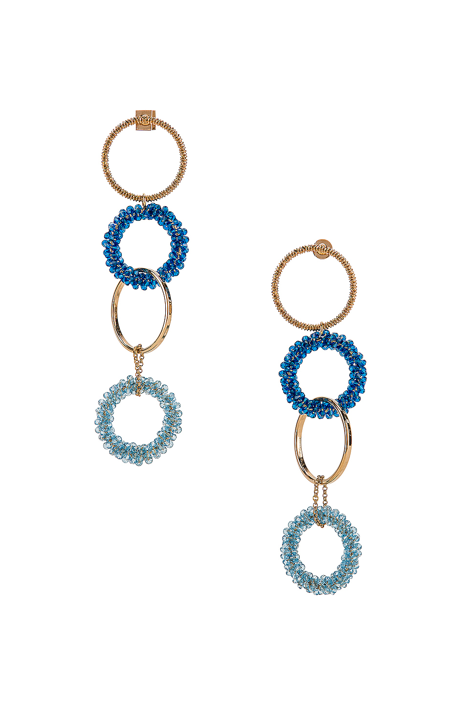 JACQUEMUS Riviera Earrings