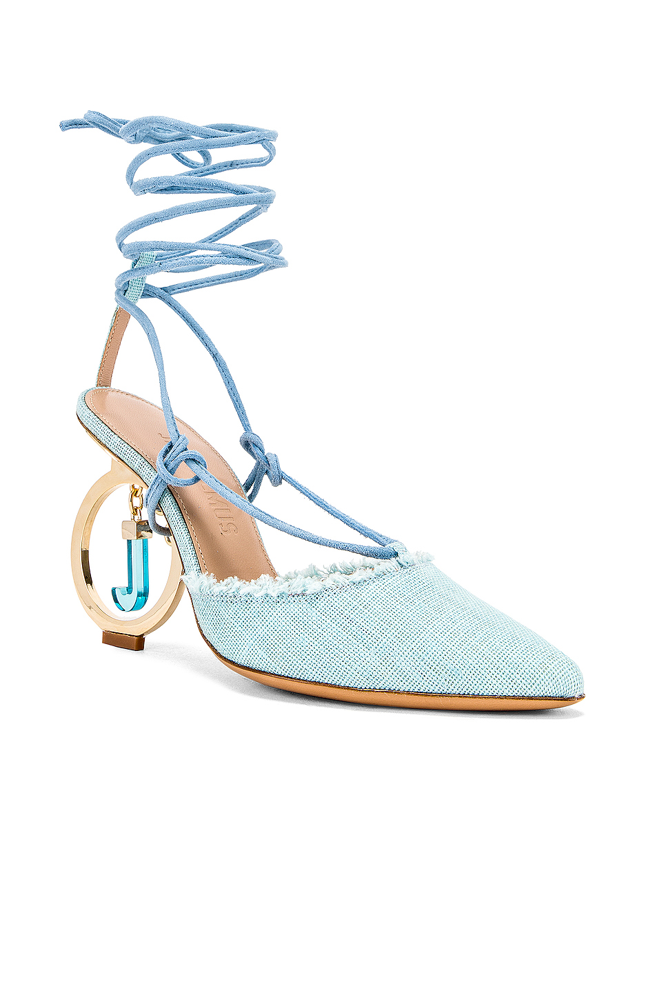 JACQUEMUS Chaussures Riviera Sandal