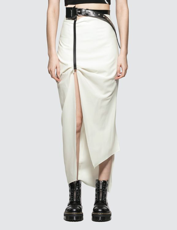 Hyein Seo Skirt with Leather Belt
