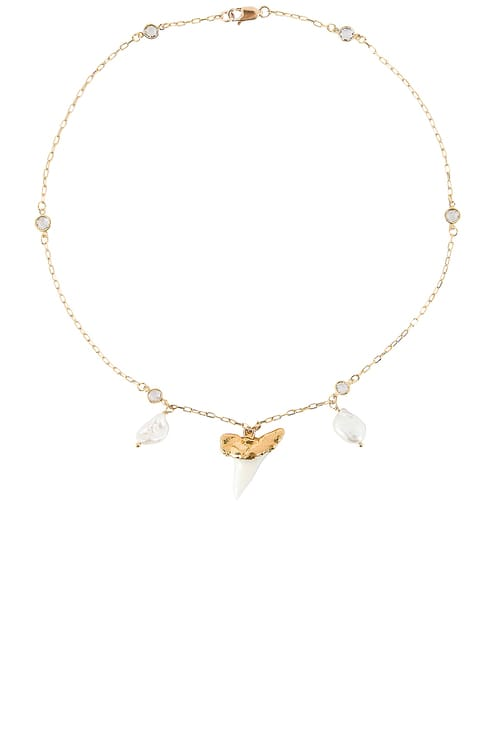 Child of Wild Martello Pearl Necklace