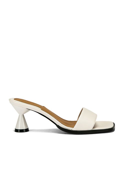 JAGGAR Pace Leather Sandal
