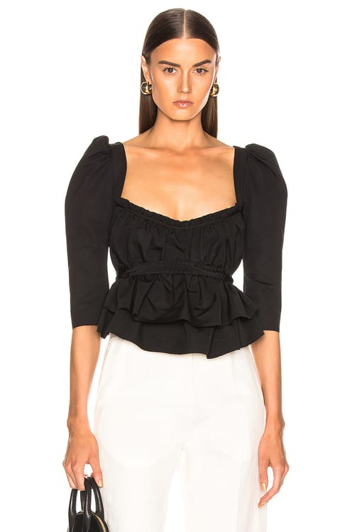 Brock Collection Occupy Ladies Blouse