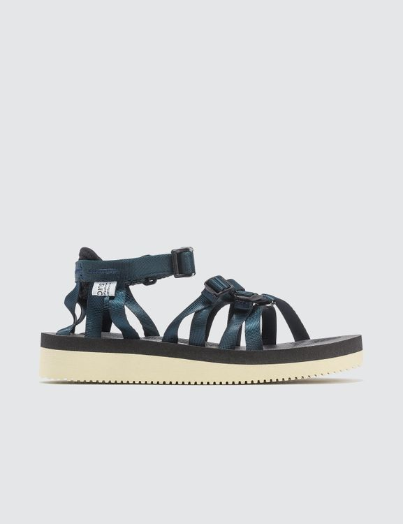 Suicoke W's Navy Kisee-VPO Sandals