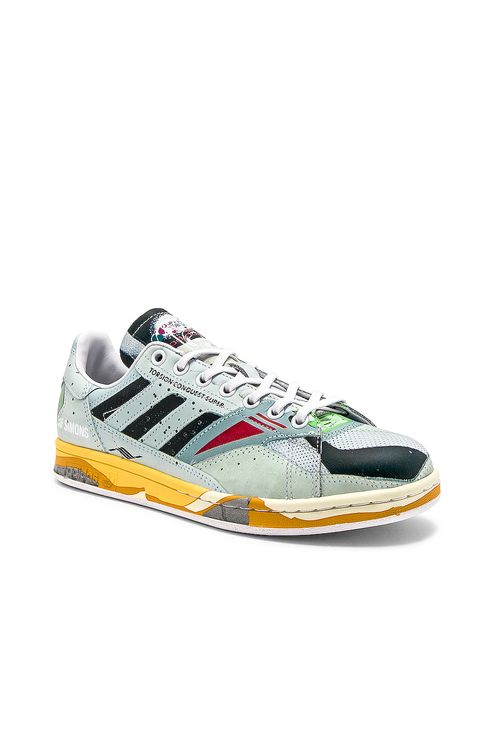 adidas by Raf Simons Torsion Stan Sneaker