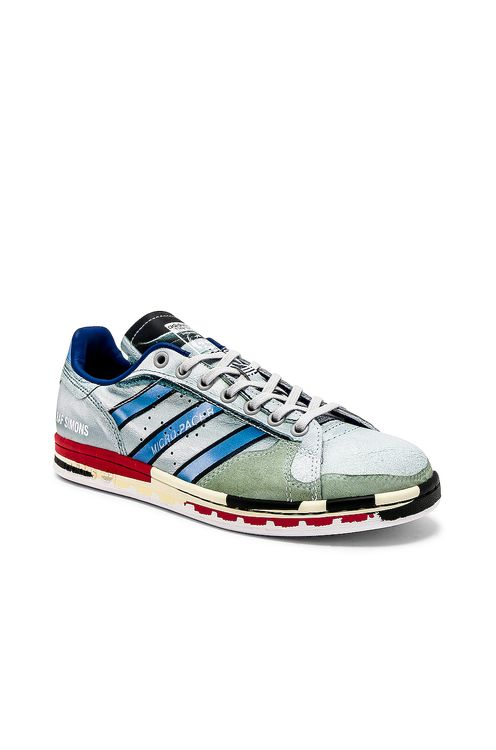new products 69c90 a677c adidas by Raf Simons Micro Stan Sneaker