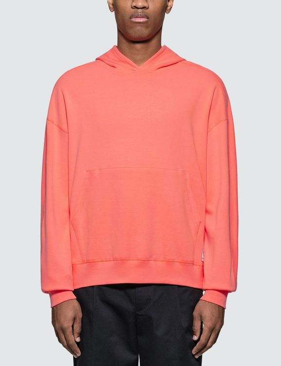 Richardson Orange Simple Hoodie