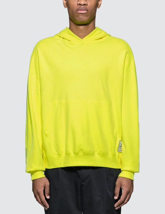 Richardson Lime Yellow Simple Hoodie