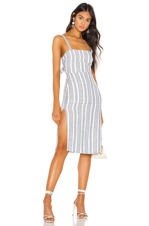 Privacy Please Josie Midi Dress