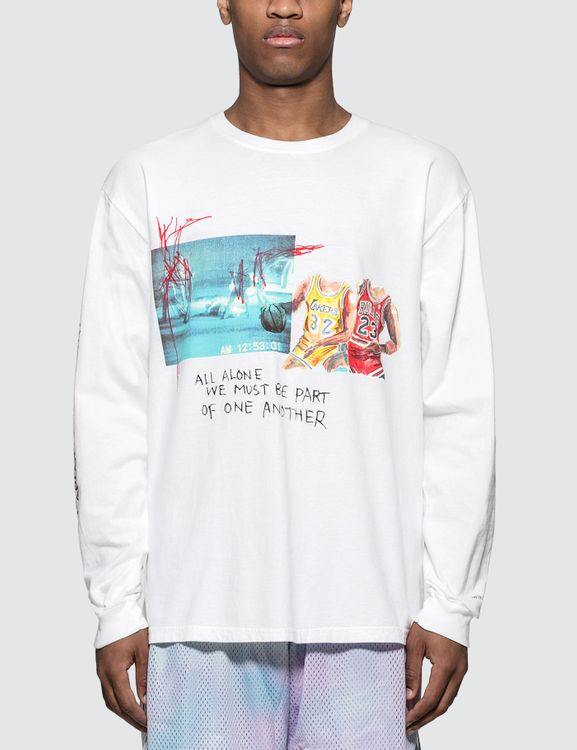 Infinite Archives X Matt Mccormick Forever In Our Hearts L/S T-Shirt