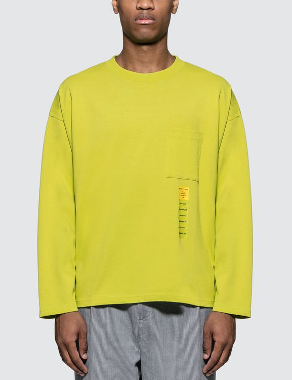 Monkey Time Neon Green Oversized Sweatshirt