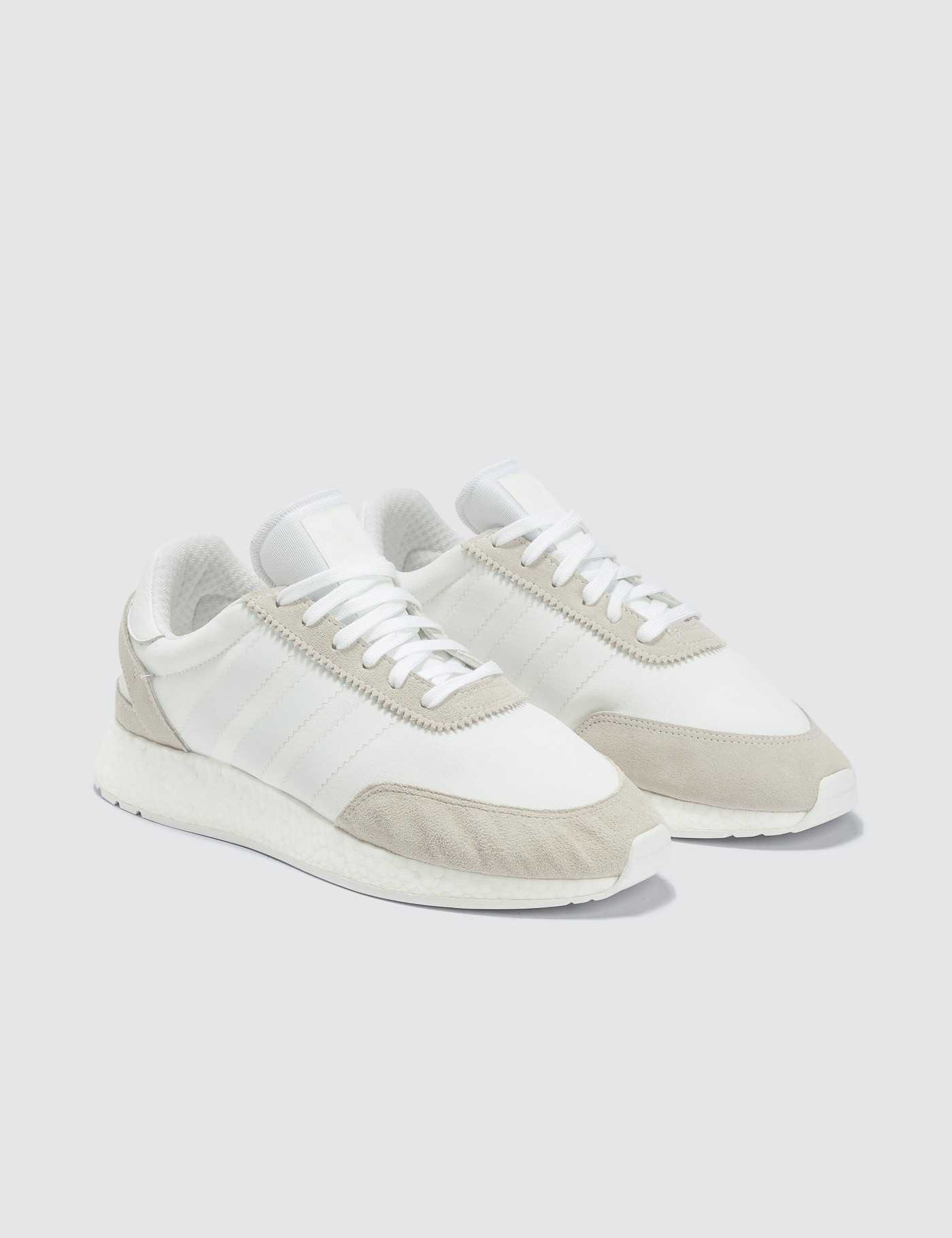 Adidas Originals White I-5923 Sneakers