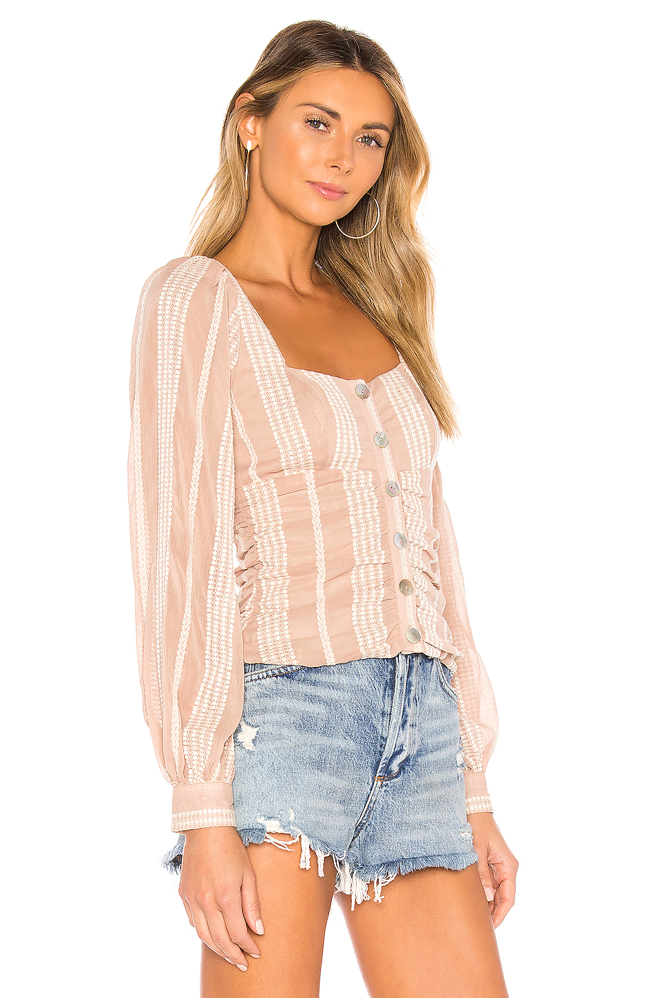 House of Harlow 1960 X REVOLVE Lourdes Top