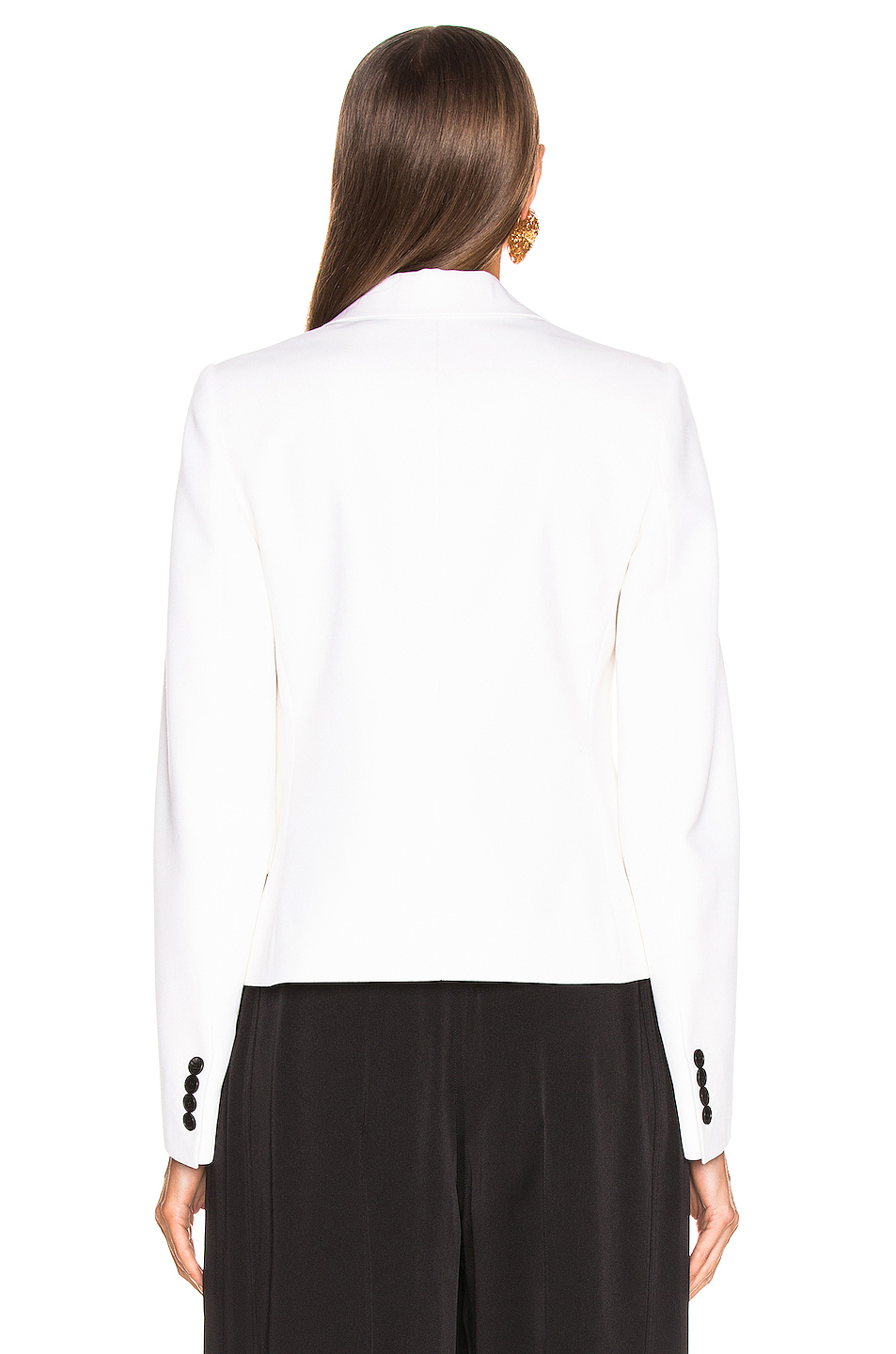 Givenchy One Button Jacket