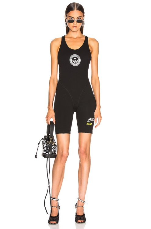 adidas by Alexander Wang 80s Body Romper