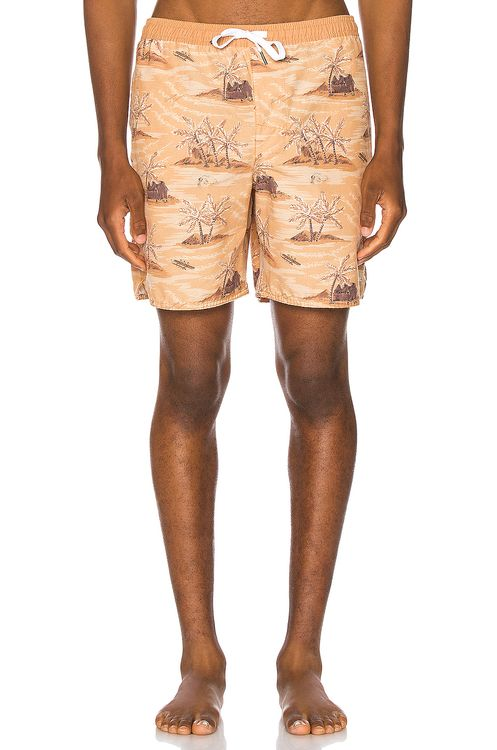 Rhythm Honolulu Beach Short