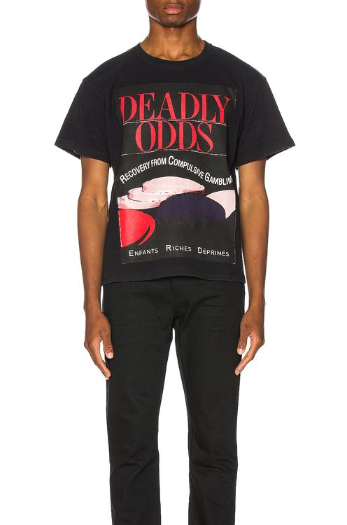 Enfants Riches Deprimes Deadly Odds Tee