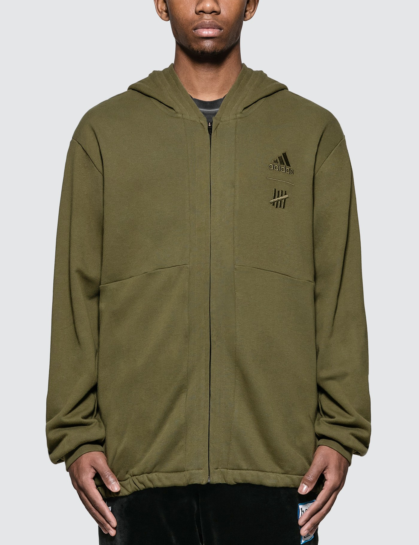 afd421d6 Buy Original Adidas Originals UNDEFEATED x Adidas Full Zip Hoodie at ...