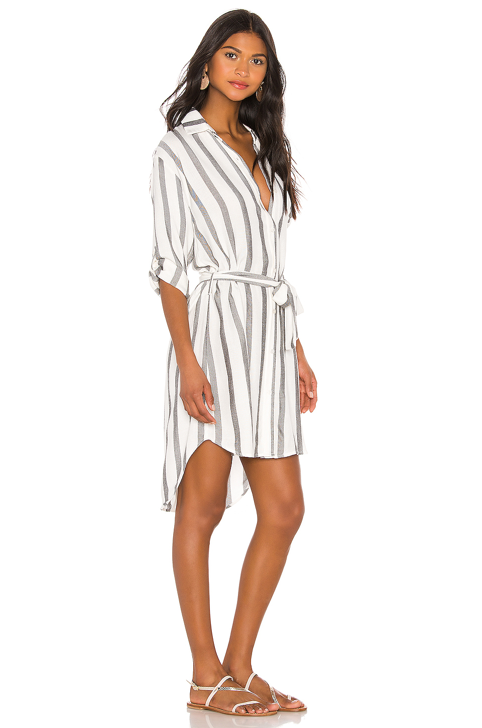 Indah Tenerife Shirt Dress