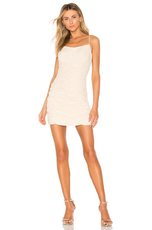 C/MEO Ended Up Here Mini Dress