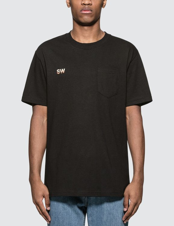 Saintwoods SW Pocket T-Shirt