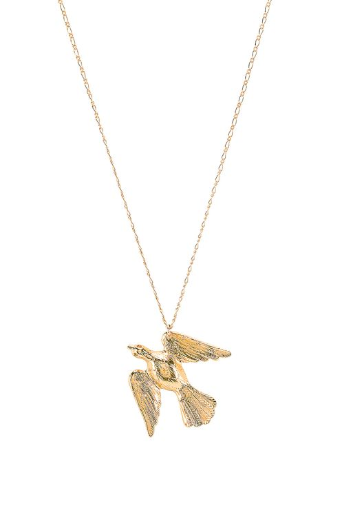 Natalie B Jewelry You Are A Rare Bird Pendant