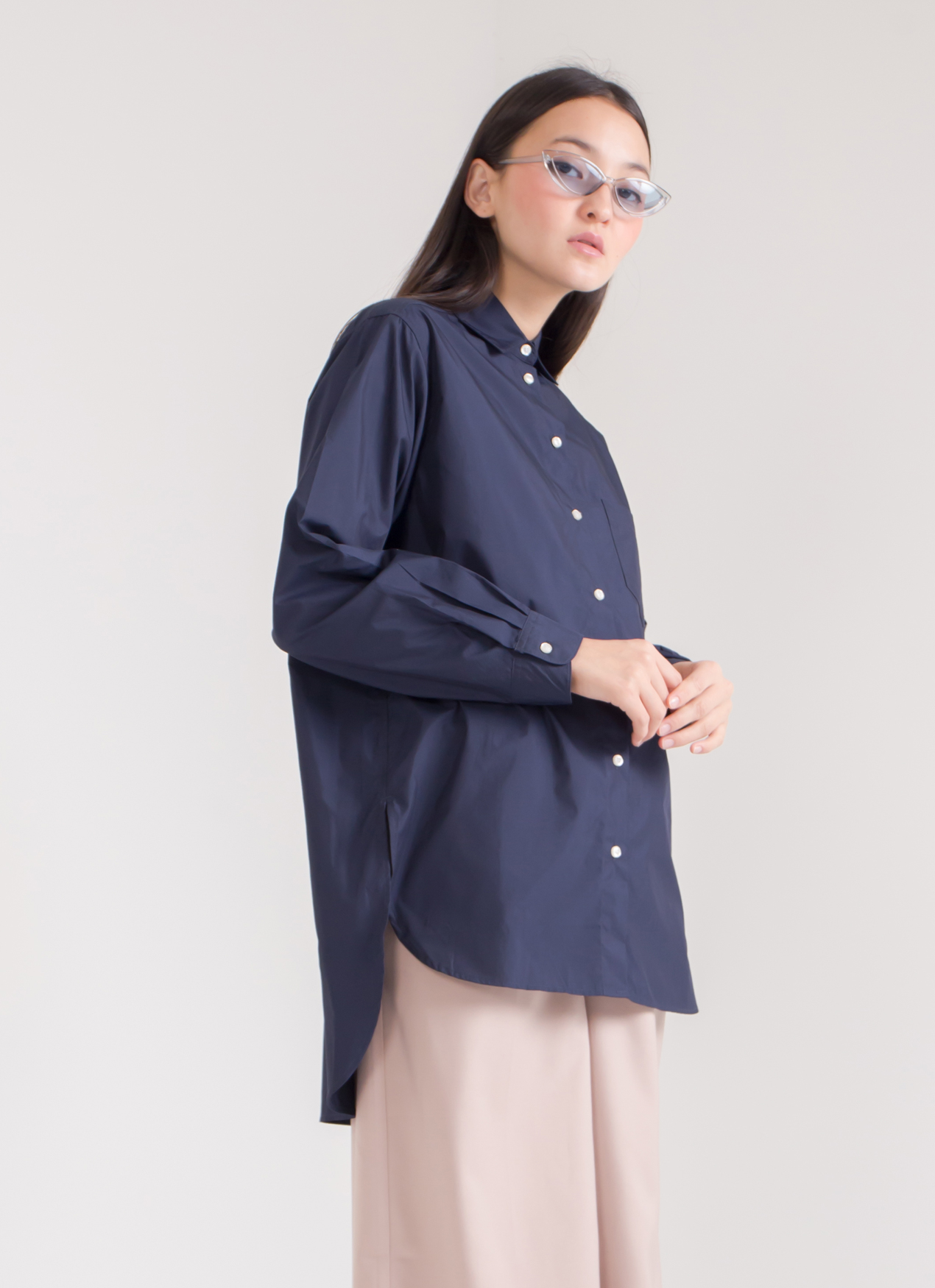 American Holic Elisa Top - Navy