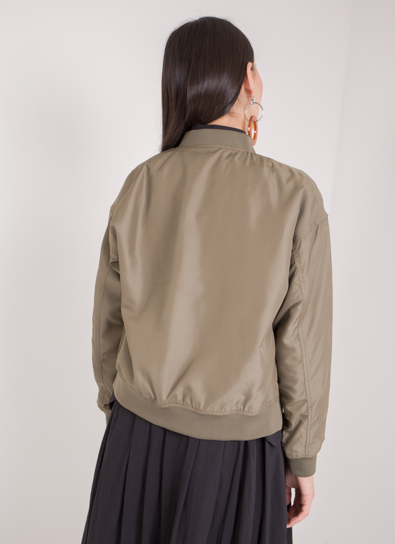 Earth, Music & Ecology Avi Jacket - Khaki