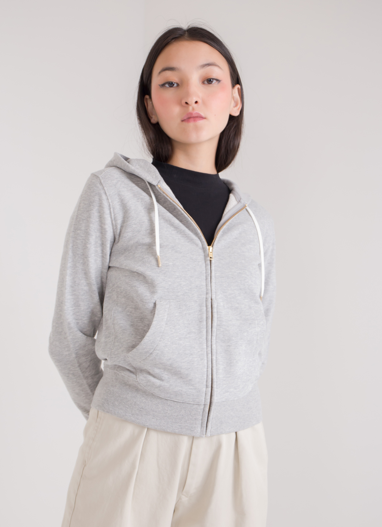 Earth, Music & Ecology Kayla Jacket - Gray Mixture