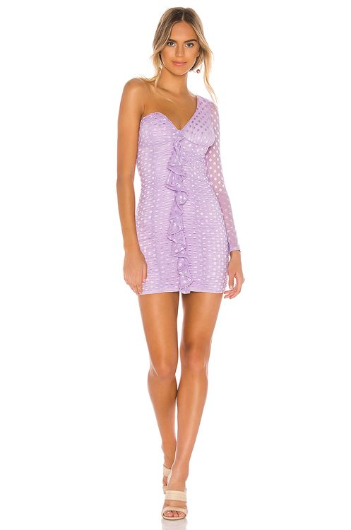 MAJORELLE Karissa Mini Dress