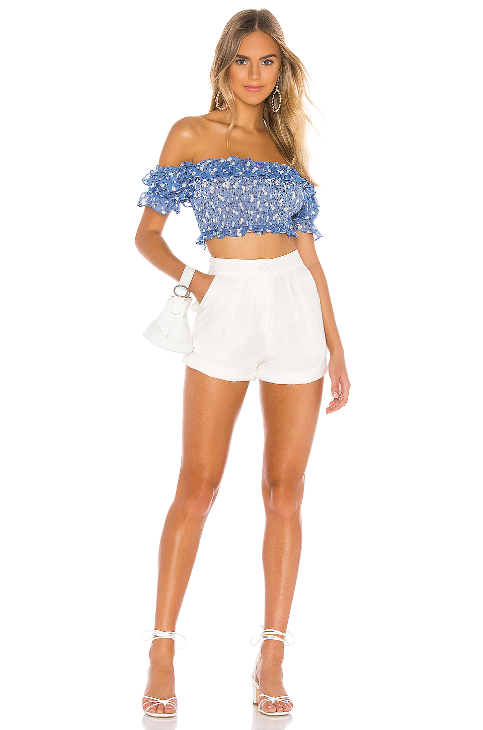 MAJORELLE Everly Top