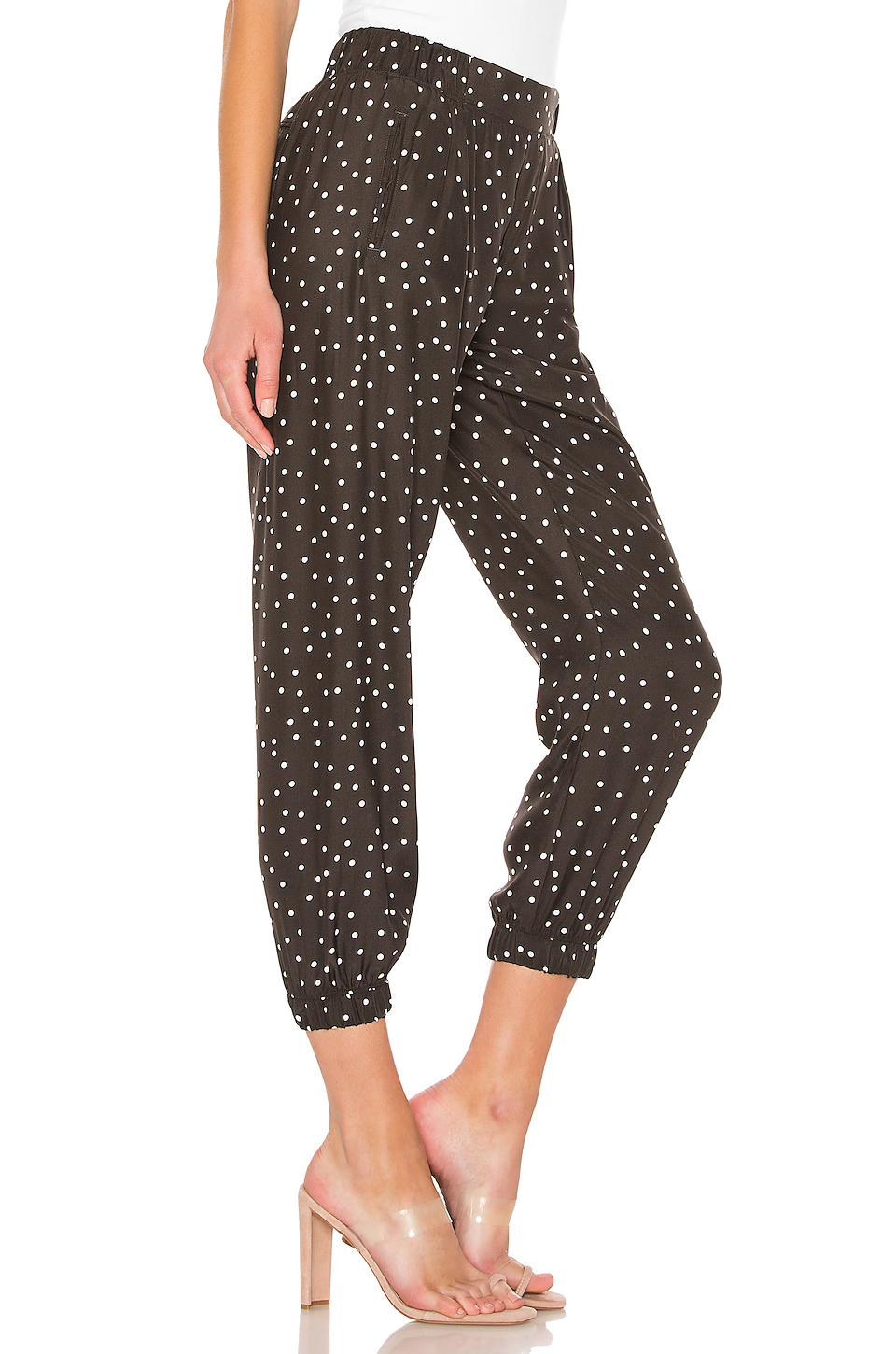 12086e3d8095 Buy Original ATM Anthony Thomas Melillo Polka Dot Silk Pant at ...